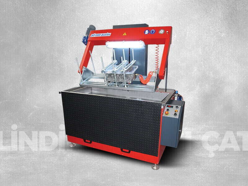 Cylinder Head Crack Tester Machine, Vacuum Tester, Honing Heads and Auxiliary Equipments