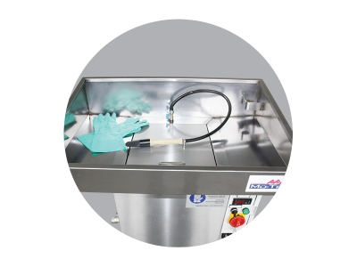 Manual Parts Washers, Industrial Spare Parts Washing Cleaning Machine MY-100